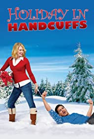Melissa Joan Hart and Mario Lopez in Holiday in Handcuffs (2007)