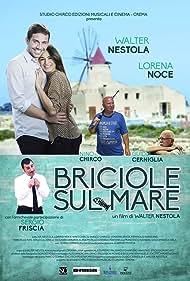 Guido Cerniglia, Sergio Friscia, Walter Nestola, and Lorena Noce in Briciole sul mare (2016)