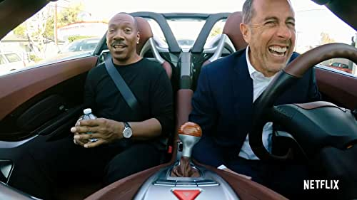 Jerry Seinfeld's roving talk show combines coffee, laughs, and vintage cars into quirky, caffeine-filled adventures with the sharpest minds in comedy. This season's guests include: Eddie Murphy, Seth Rogen, Ricky Gervais, Matthew Broderick, Jamie Foxx, Sebastian Maniscalco, Martin Short, Mario Joyner, Melissa Villaseñor, Bridget Everett, and Barry Marder.
