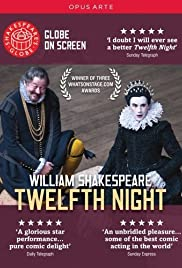 Shakespeare's Globe Theatre: Twelfth Night Poster