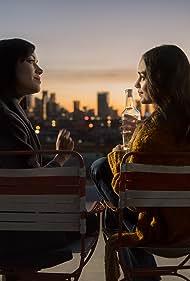 Mishel Prada and Melissa Barrera in Vida (2018)