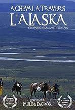 A cheval à travers l'Alaska