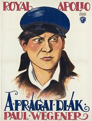 دانلود زیرنویس فارسی فیلم The Student of Prague 1913