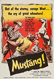 Mustang! Poster