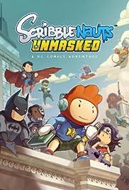 Scribblenauts Unmasked: A DC Comics Adventure Poster