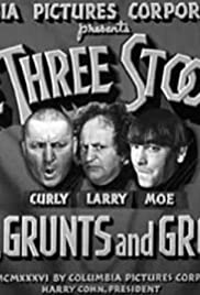 Grips, Grunts and Groans Poster