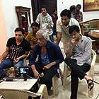 Sudhir Mishra, Rahul Bhatt, and Yogesh Raj Mishra in Daas Dev (2018)