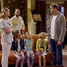 Jon Cryer, Ryan Hansen, Aly Michalka, Noelle E Parker, Evangeline Lindes, and Sydney Brower in Ryan Hansen Solves Crimes on Television (2017)