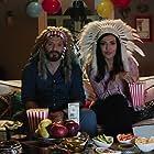 Adel Karam and Amel Bouchoucha in Dollar (2019)