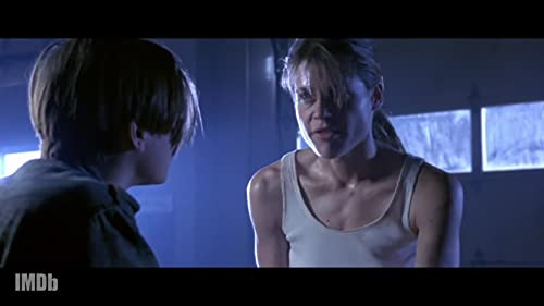 The Terminator Haunted Linda Hamilton's Dreams
