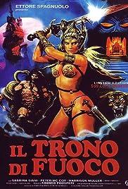 Il trono di fuoco(1983) Poster - Movie Forum, Cast, Reviews
