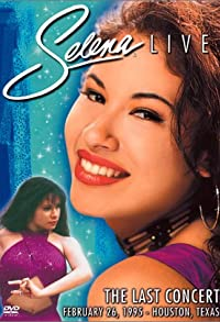 Primary photo for Selena Live: The Last Concert