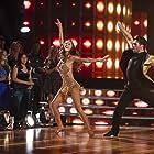 Alan Bersten and Alexis Ren in Dancing with the Stars (2005)