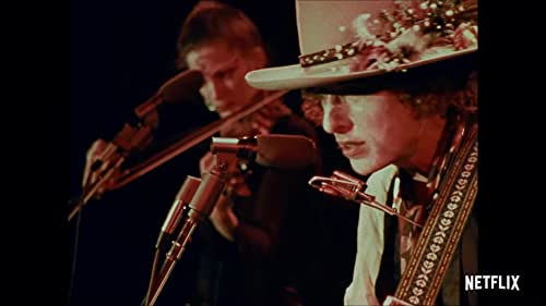 Captures the troubled spirit of America in 1975 and the joyous music that Bob Dylan performed during the fall of that year. Martin Scorsese directs this film, which is described as part documentary, part concert film, part fever dream.