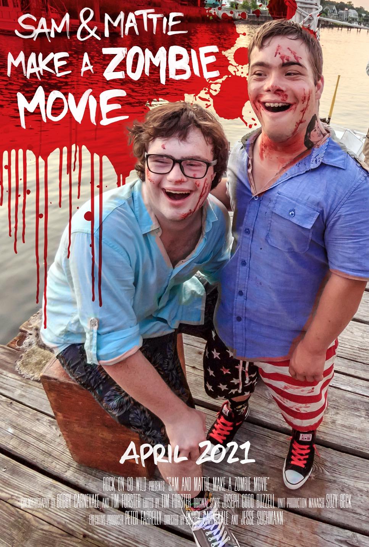 watch Sam & Mattie Make a Zombie Movie on soap2day