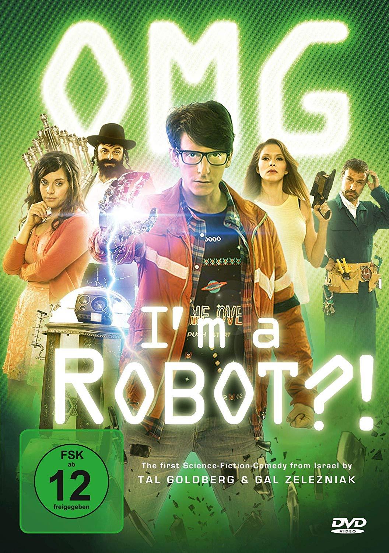 OMG, I'm a Robot! 2015 Hindi Dual Audio 720p HDRip ESub 1GB Download