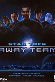 Star Trek: Away Team Poster
