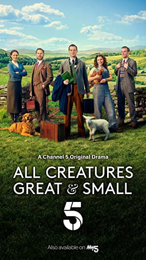 Where to stream All Creatures Great and Small