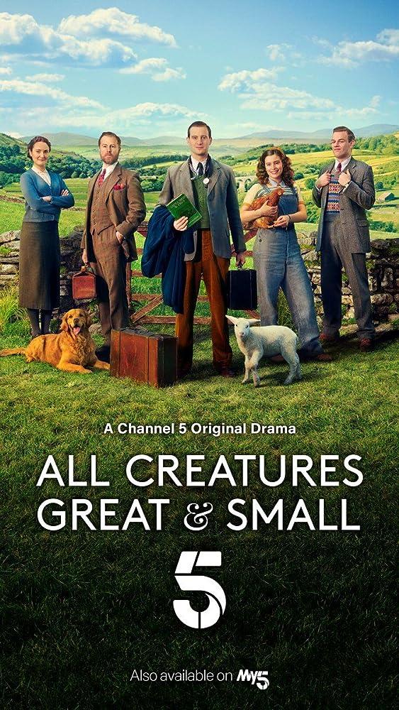 万物生灵 1-2季 All Creatures Great and Small (2021)