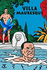 Villa Mauresque Poster