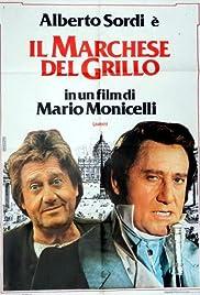 Il marchese del Grillo Poster