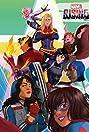 Marvel Rising: Secret Warriors (2018) Poster