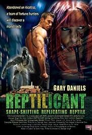 Reptilicant Poster