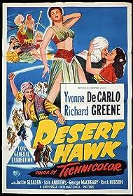 The Desert Hawk (1950) Poster - Movie Forum, Cast, Reviews