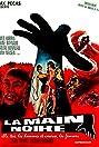 La main noire (1968) Poster
