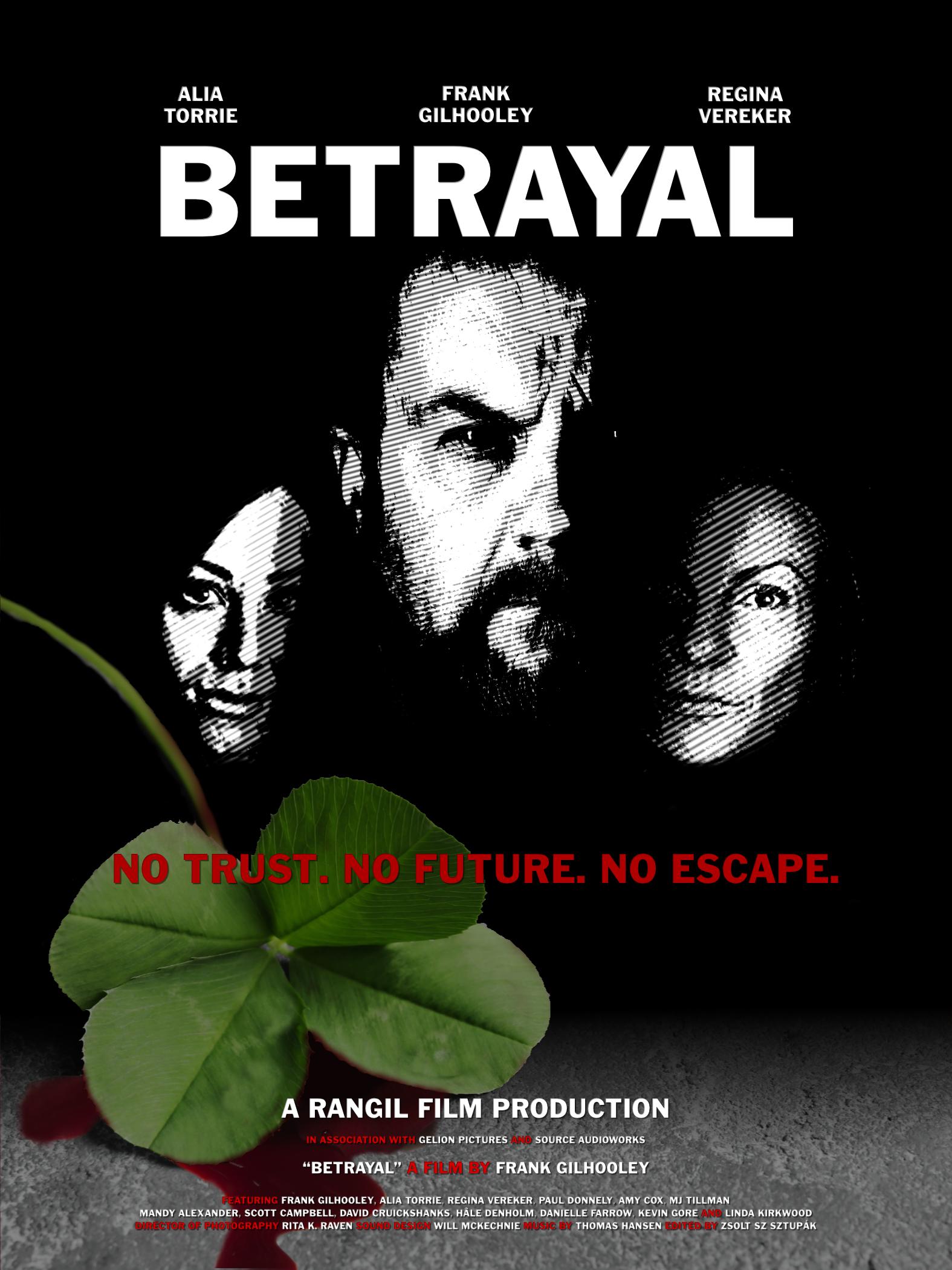 Betrayal on FREECABLE TV