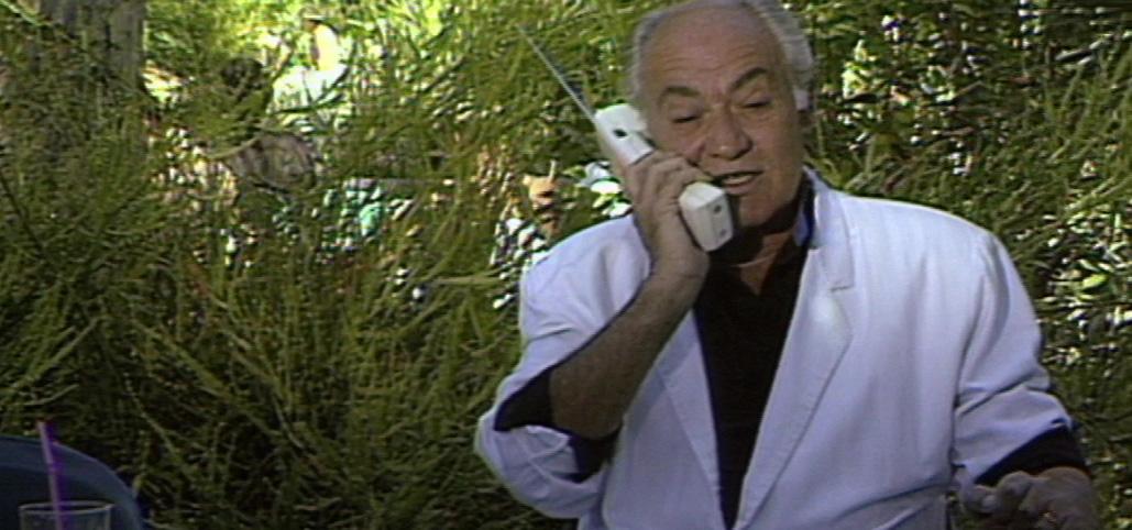 Giorgos Loukakis in Orma Rena stin arena (1988)