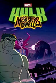 Primary photo for Hulk: Where Monsters Dwell