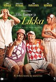 Eila, Rampe ja Likka Poster