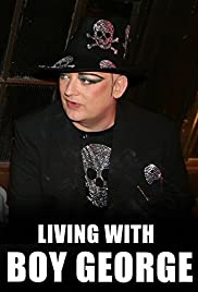 Living with... Boy George Poster