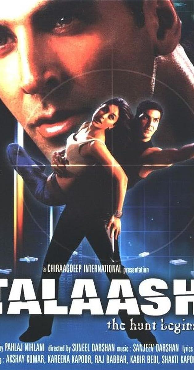 Talaash: The Hunt Begins    (2003) - IMDb