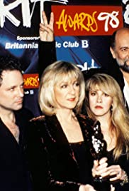 Brit Awards 1998 Poster