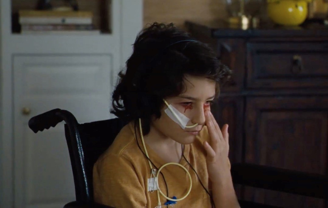 Sunny Suljic in The Killing of a Sacred Deer (2017)