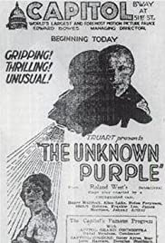 The Unknown Purple Poster
