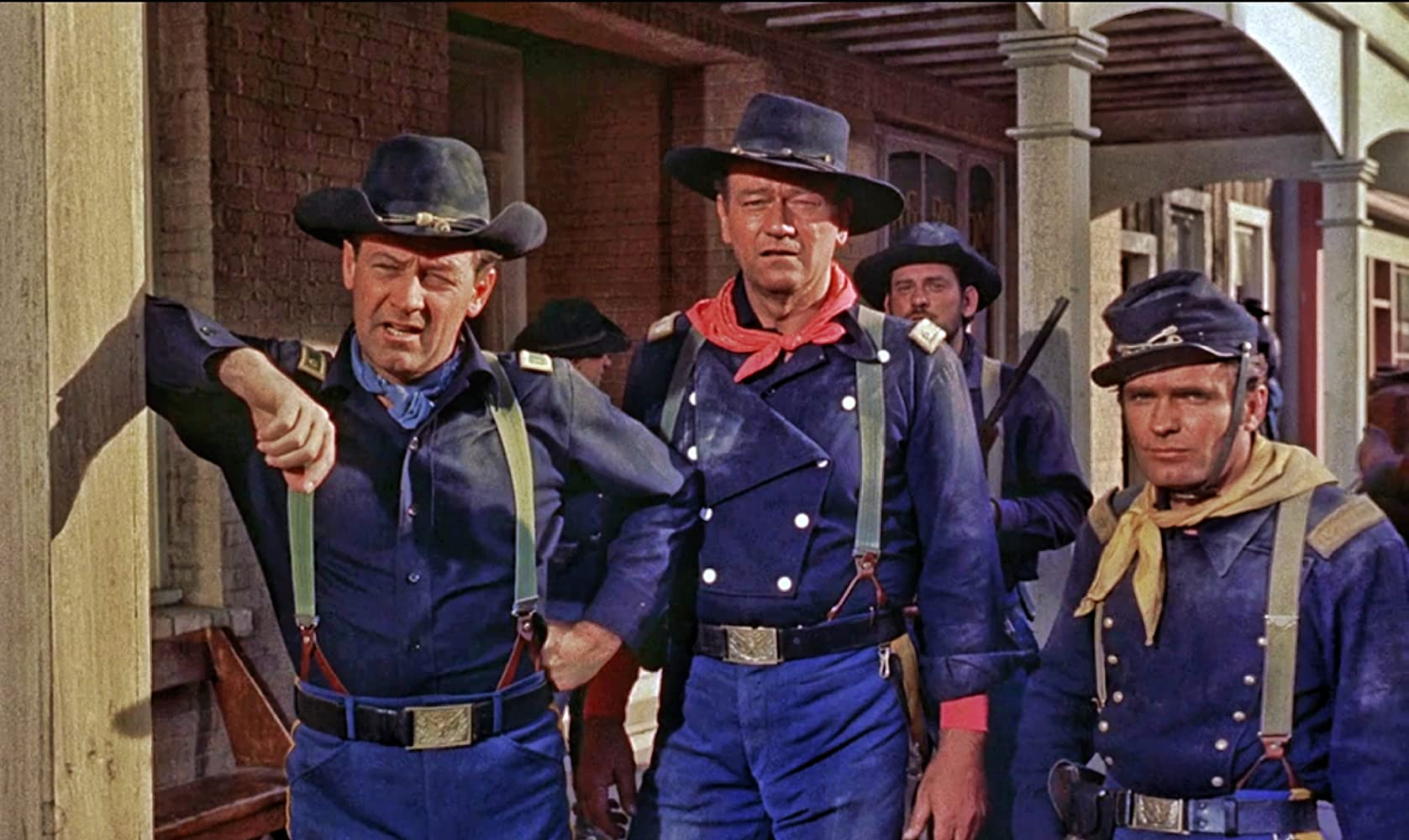 The Horse Soldiers 1959