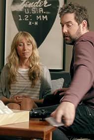 Daisy Haggard, Nick Helm, and Elliot Speller-Gillott in Uncle (2012)