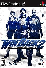 WinBack 2: Project Poseidon Poster