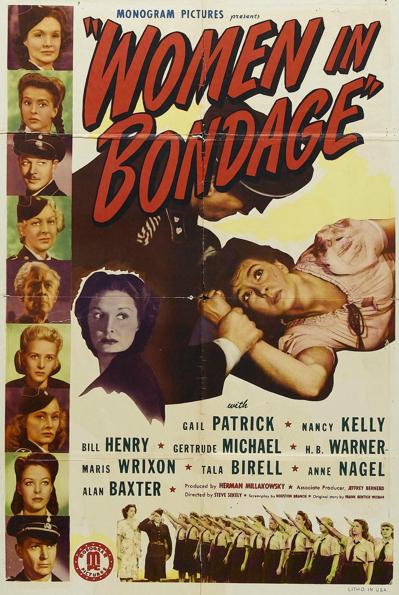 In bondage women Bondage: 20771