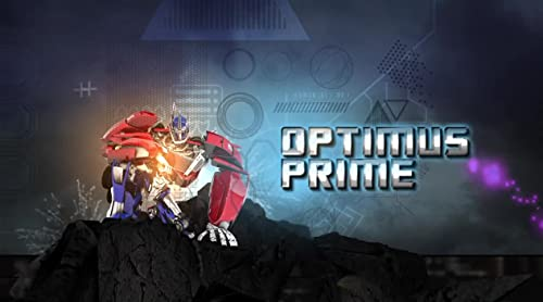 Transformers Prime: The Game (Trailer 1)