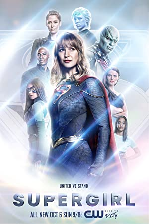 Download Supergirl Season 1-4 Complete HDTV All Episodes 720p {150MB}