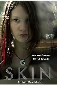 David Roberts and Mia Wasikowska in Skin (2007)