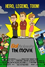 Image of: Goanipedia Goanimate The Movie Poster Imdb Goanimate The Movie 2006 Imdb