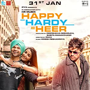 Happy Hardy And Heer movie, song and  lyrics