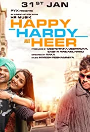 Happy Hardy And Heer Poster