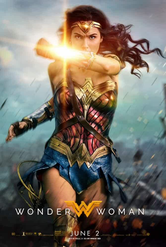 Wonder Woman (2017) Dual Audio [Hindi (Unofficial) – Eng (Org)] Download