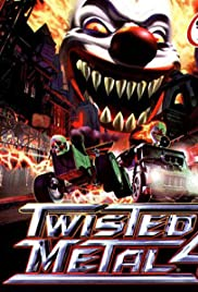Twisted Metal 4 Poster